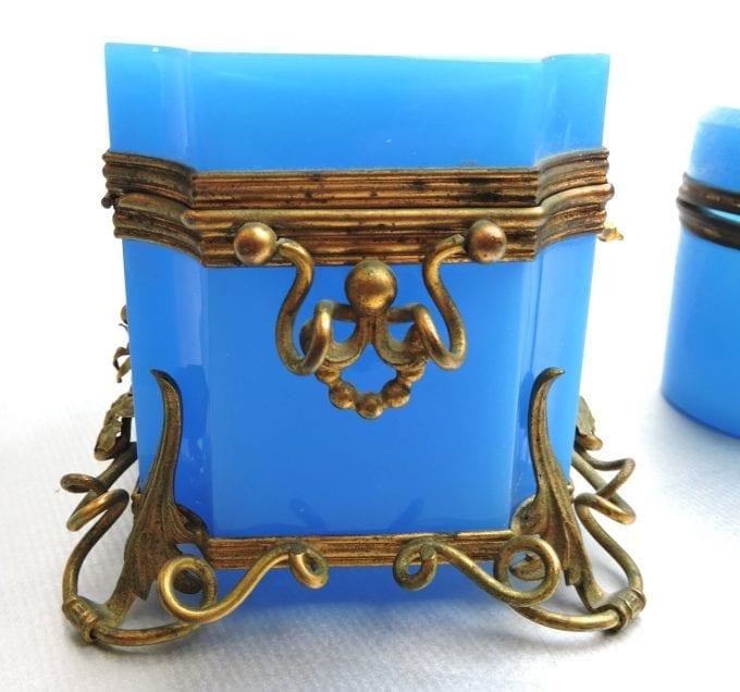 blue opaline