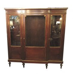 Louis Philippe Bookcase